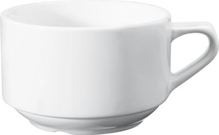 Milchkaffee-Obere Base